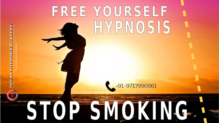 Quit Smoking with help of Hypnosis