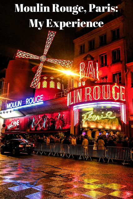 Things to remember while visiting Moulin Rouge Paris