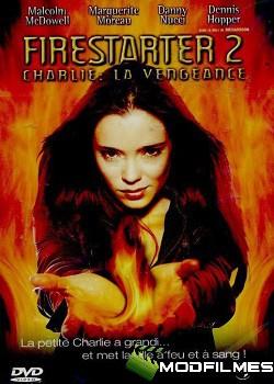 Capa do Filme Vingança em Chamas