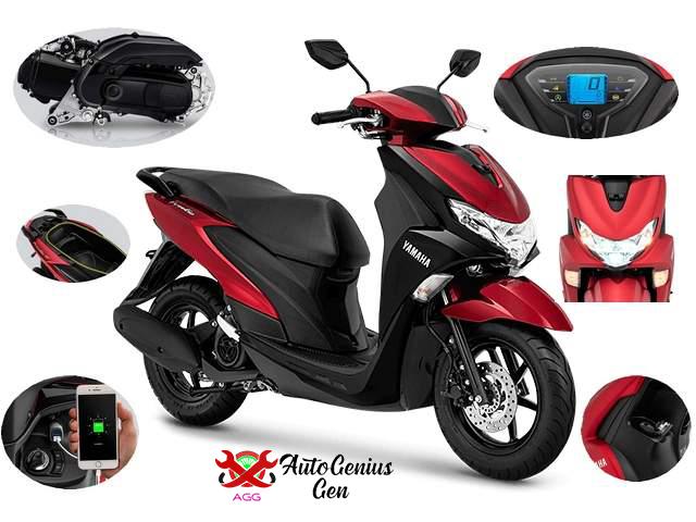 Yamaha Freego Matic Canggih 125cc Kaskus