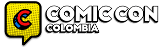 Logo COMIC CON Colombia