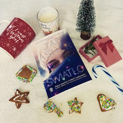 Święta, Święta i po... poczytane - recenzja. Światło - Jay Asher