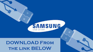 Samsung USB Drivers Download For All Models