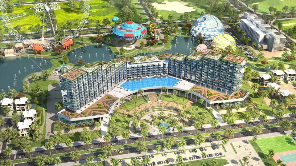 Condotel 15 tầng dự án FLC Sầm Sơn