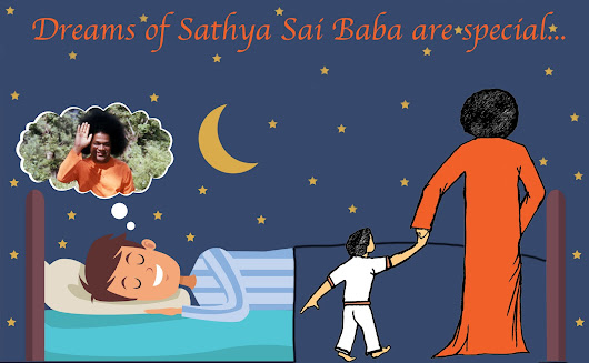 Lucid dreaming about Sathya Sai Baba? What does it mean?