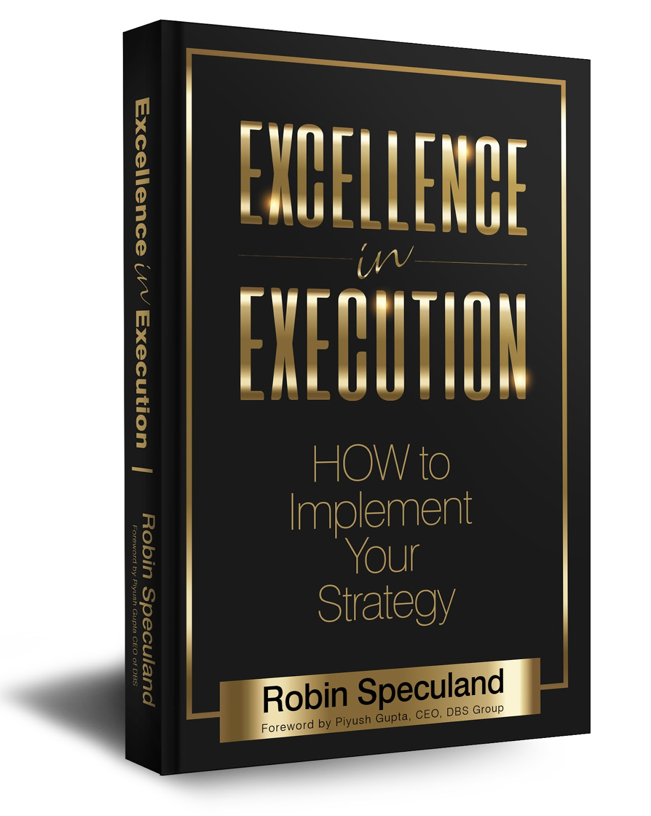 Great leadership leaders cant execute strategy robin speculands latest book is excellence in execution how to implement your strategy a recognized pioneer and expert in strategy implementation fandeluxe Choice Image
