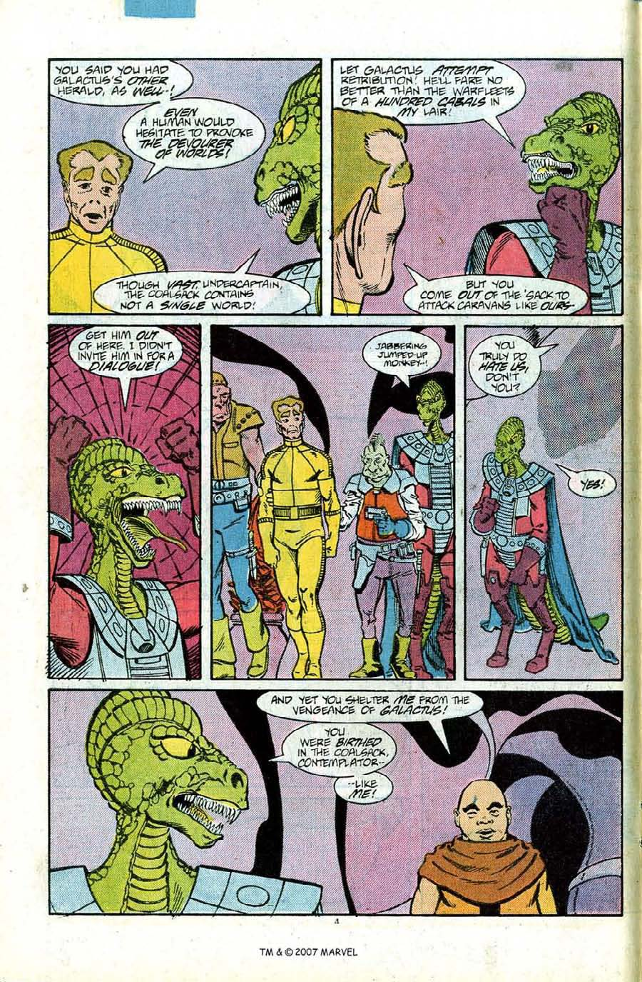 Read online Silver Surfer (1987) comic -  Issue #12 - 6