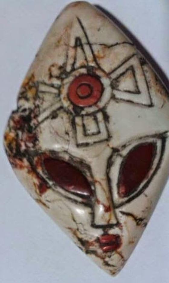 Αντικείμενα Αζτέκων που φανερώνουν την ύπαρξη εξωγήινων