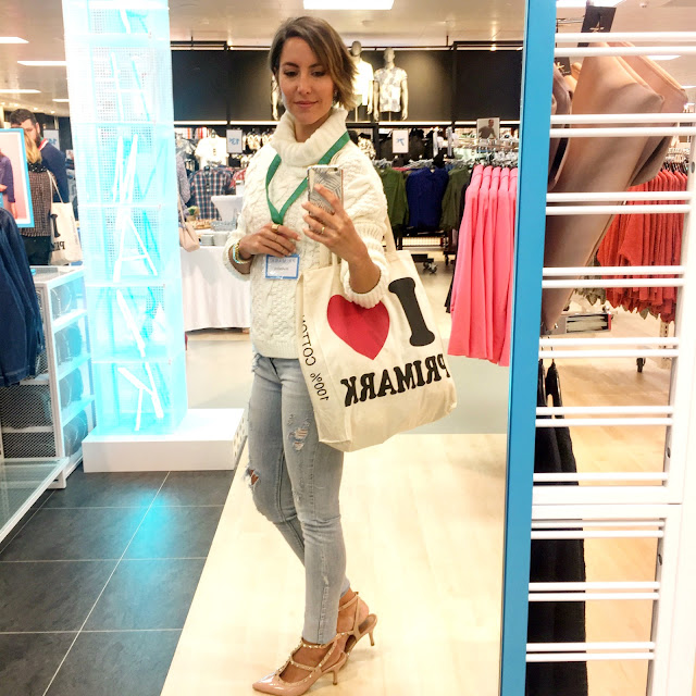 Fitness And Chicness-Inauguración Primark Granada-2