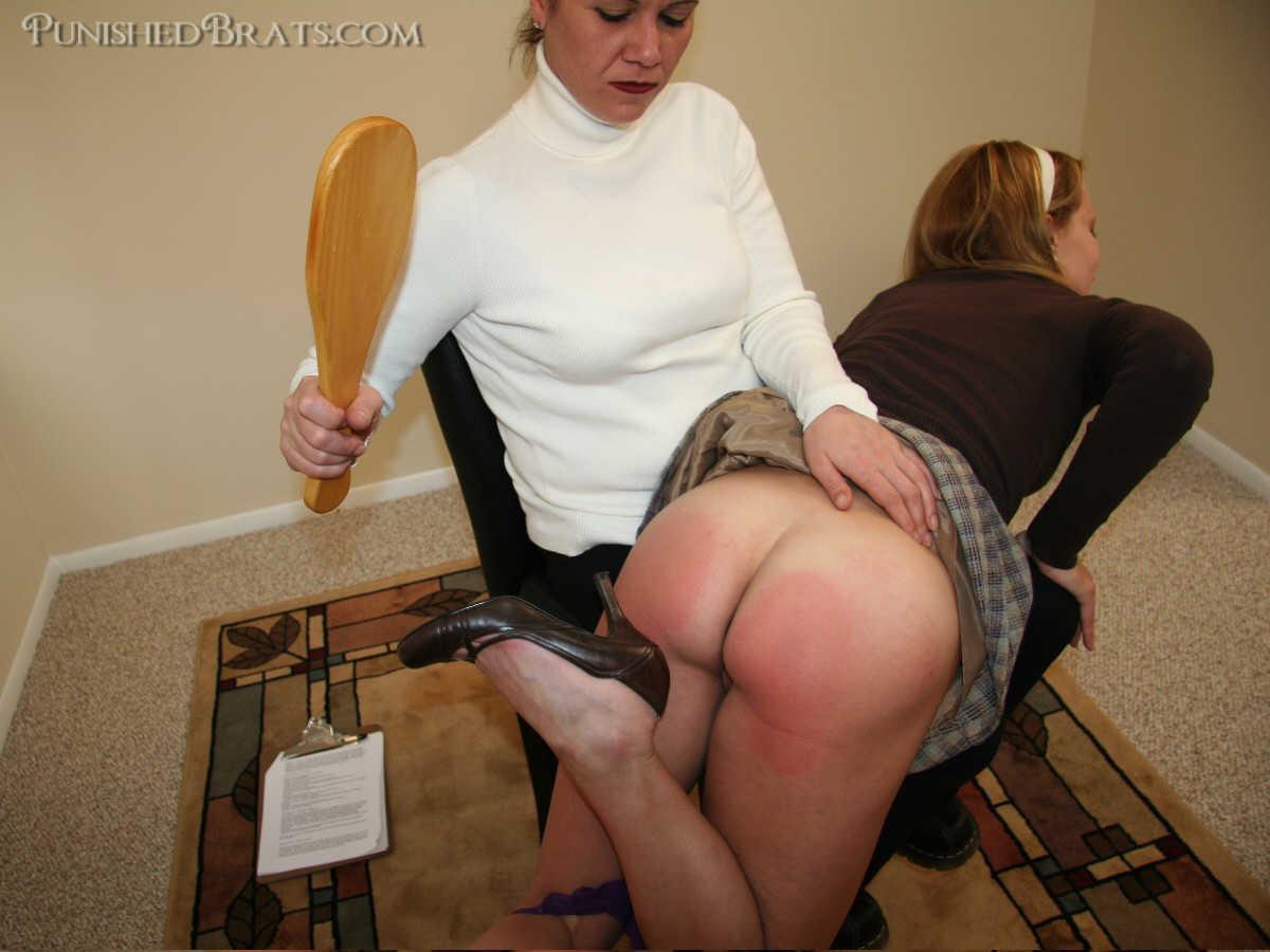 spanking pixie