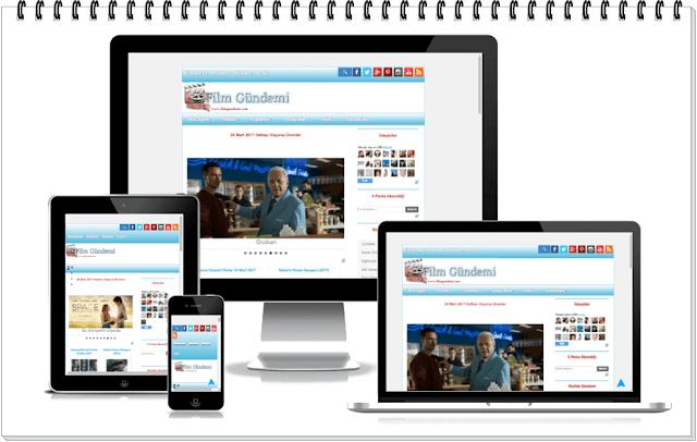 Blog Tasarımı-Film Gündemi