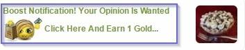 Boost Notification ke jariye bhi kamaye gold coin