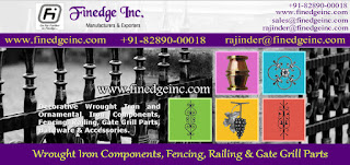 decorative metal fencing panels and accessories manufacturers exporters suppliers India http://www.finedgeinc.com +91-8289000018, +91-9815651671