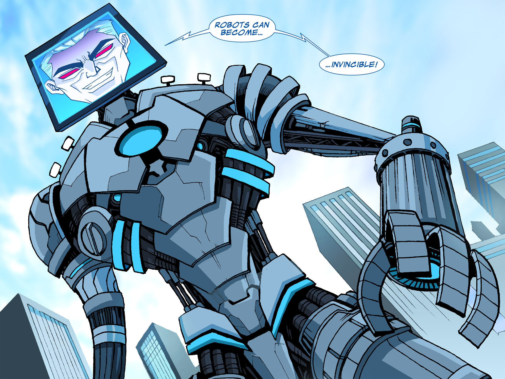Read online Ultimate Spider-Man (Infinite Comics) (2015) comic -  Issue #5 - 42