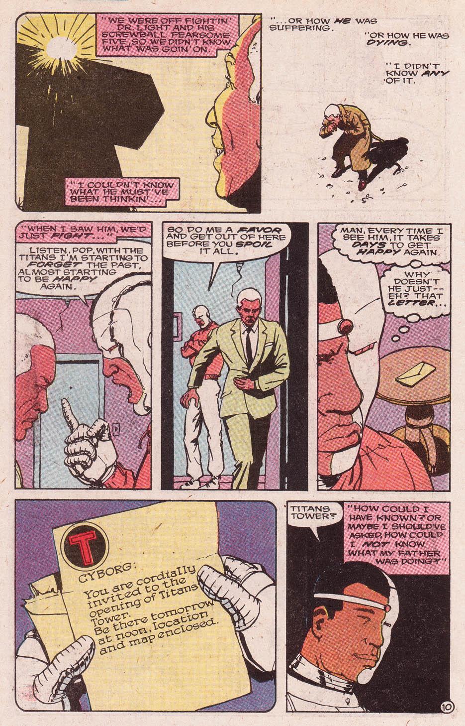 Read online Secret Origins (1986) comic -  Issue #46 - 25