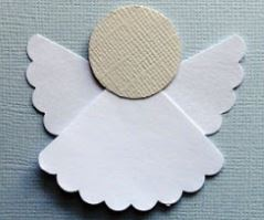 Easy Way To Do Cool Paper Angels For Your First Communion Decorations