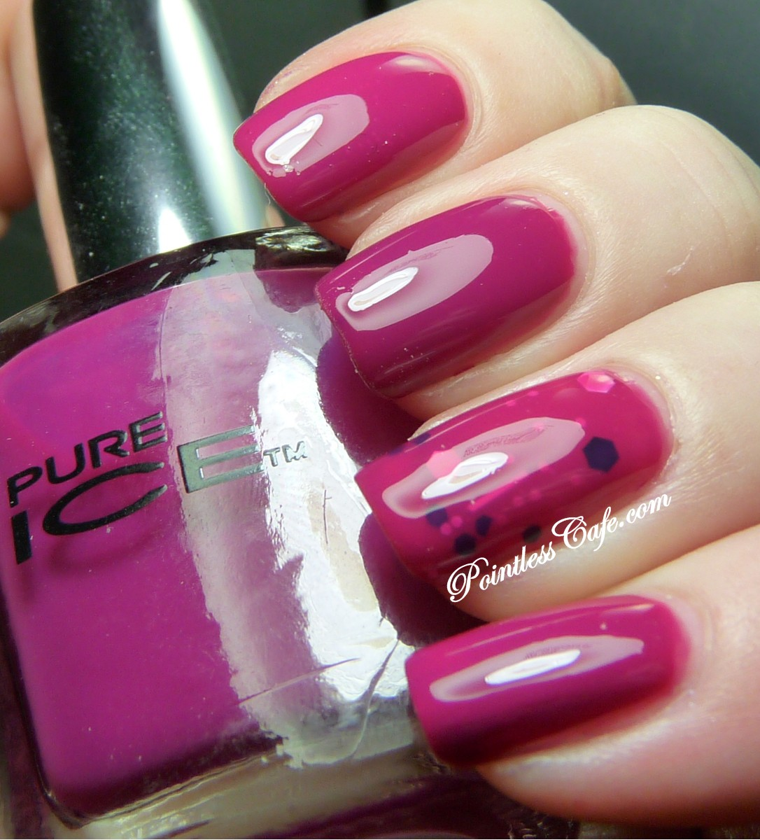 Pure Ice Monte Carlo Swatches And Review Pointless Cafe