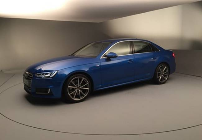 2017 Audi A4 Interior Dimensions