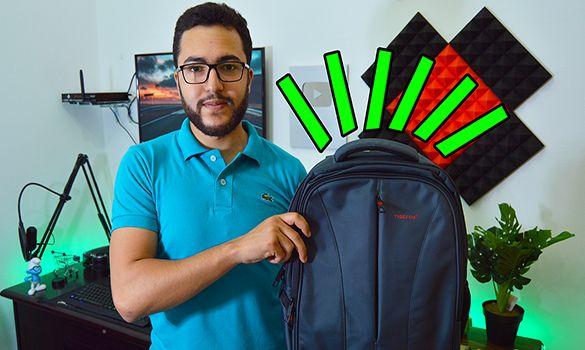 مراجعة حقيبتي التقنية - My Tech Bag 2018 !!