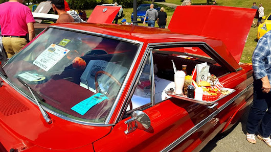 Wheels on the Waterfront: Bangor Car Show