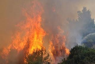 «Καίει» το πόρισμα για τις φωτιές στη Ζάκυνθο