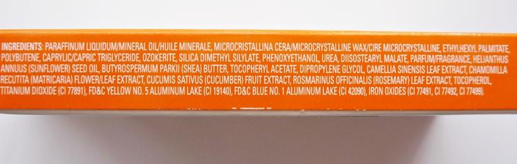 Sally Hansen Salon Manicure Cuticle Eraser+Balm - Balsam do skórek skład