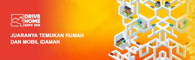 drive home expo, rumah, mobil123, pameran, ice bsd