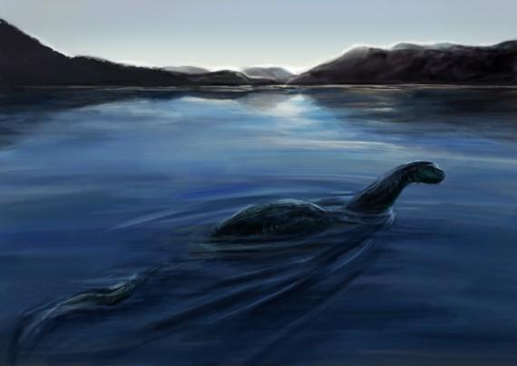 Resultado de imagem para Monstro do lago Ness volta a aparecer em imagem de sonar