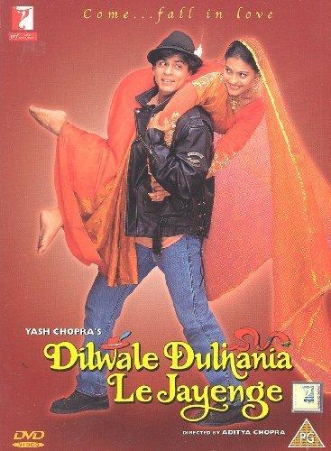 Dilwale Dulhania Le Jayenge (1995) Movie Poster