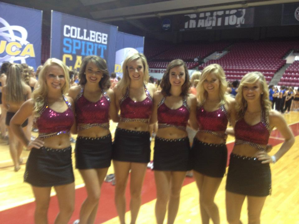 The 25 Hottest Cheerleaders In College Football