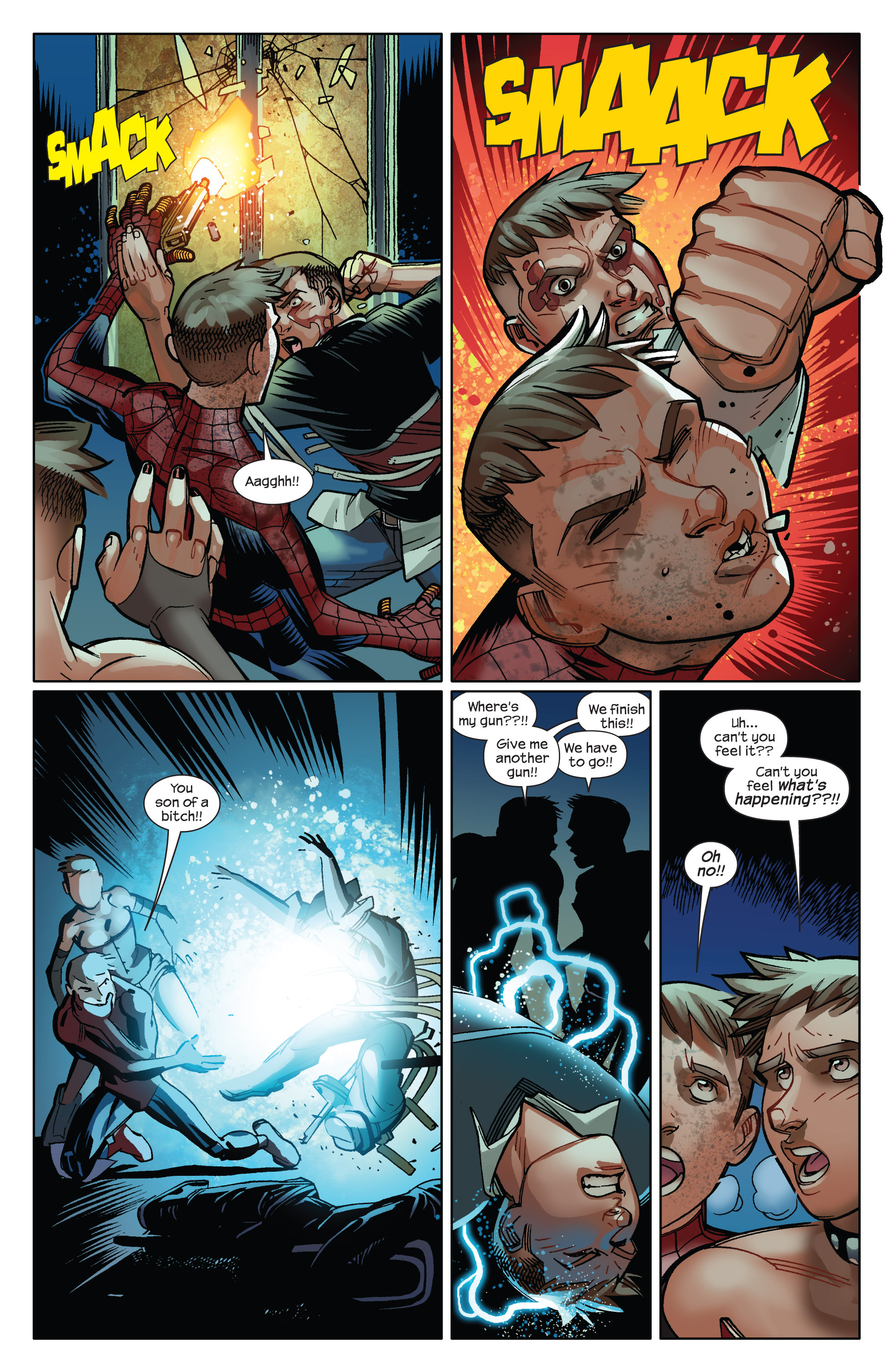 Read online Ultimate Spider-Man (2009) comic -  Issue #14 - 13