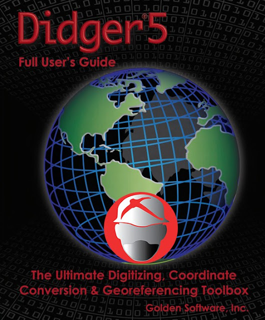 Golden Software Didger v5