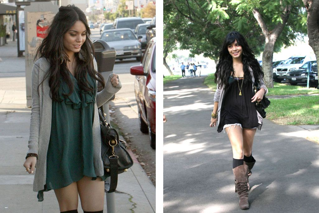 outfits da Vanessa Hudgens