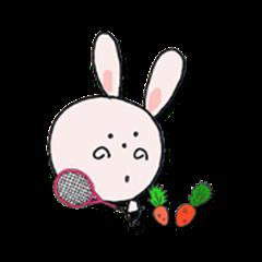 Wookichi play tennis