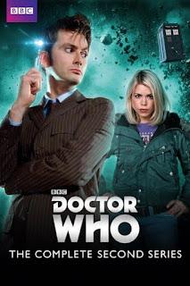 Doctor Who Temporada 2 audio latino