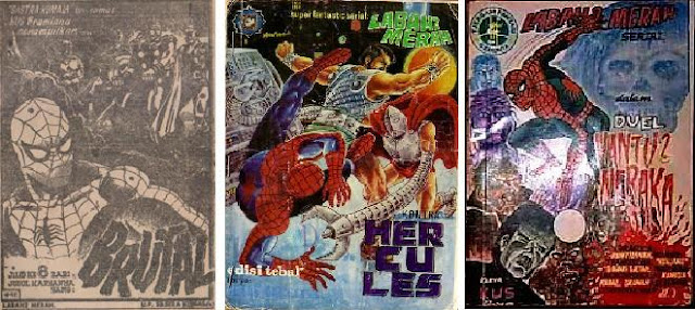 Download Komik Gratis Laba - Laba Merah
