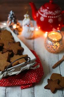 Recette de délicieux biscuits spéculoos pour Noël
