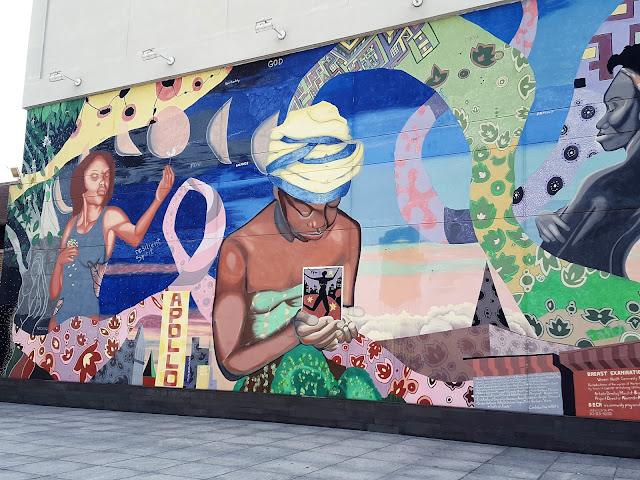 Arte Callejero, Street Art, Harlem, New York, Manhattan, Elisa N, Blog de Viajes, Lifestyle, Travel