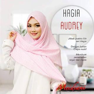 Jilbab Instan Hagia Audrey