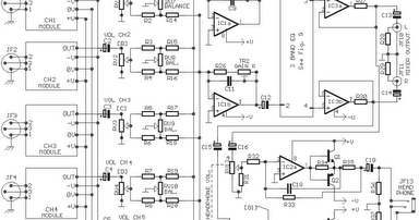 World Electricity: Audio Mixer 6 Channel on speaker diagram, audio wiring diagrams, schematic diagram, guitar diagram, midi mixer circuit diagram, audio mixer knobs, stereo mixer diagram, mixer outputs diagram, audio circuit design, 200 amp electric service diagram, audio mixer software, audio mixer board diagram, audio mixer controller, audio reciver diagram, audio mixer digital, audio mixer setup diagram, audio patchbay diagrams, impedance diagram, audio system diagram, sound mixer diagram,