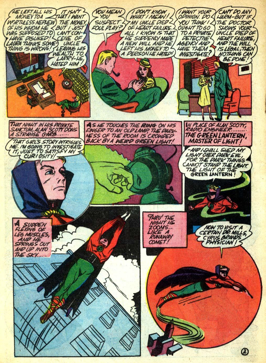 Read online All-American Comics (1939) comic -  Issue #28 - 4