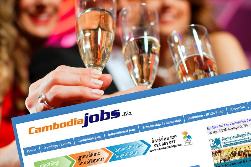 Entertainment Cambodia Angkor Top Job Websites in Cambodia