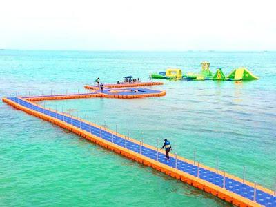 Aqua Adventure Track