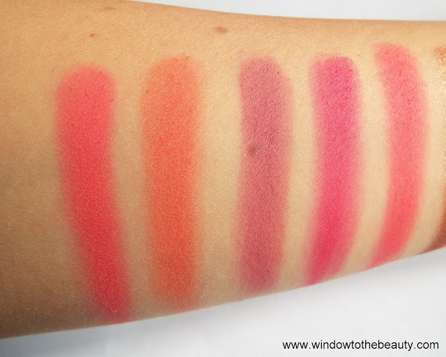 Blush Tribe The Malika Paleta opine