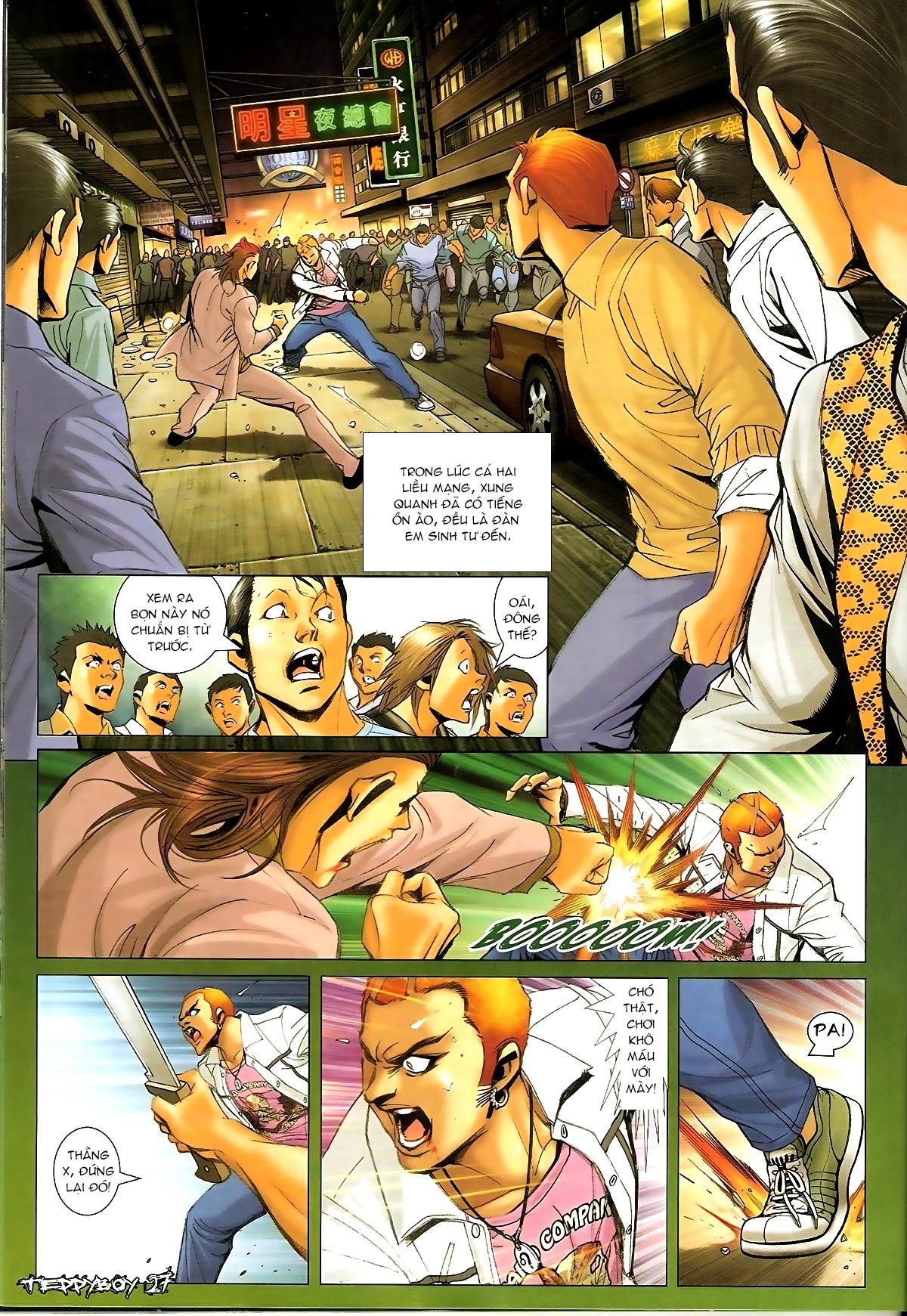 Người Trong Giang Hồ - Chapter 1355: Đã lâu chưa xuất hiện - Pic 23