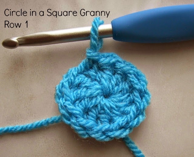 circle in a square granny