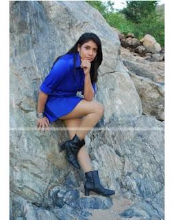 Bella Actriz de la India Sanghav