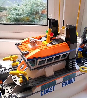 Dream Toys 2013 Top 10 toys, LEGO City Coast Guard Patrol, LEGO City