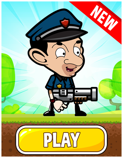 Mr Bean The Shooter Game