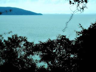 Lago Guaíba e Ponta Grossa - Vista do Morro do Sabiá, Porto Alegre